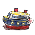 See & Draw: 加勒比海郵輪之旅