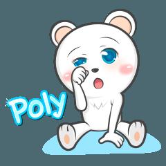 """[""""Polar Bear """"Poly""""""""]"""
