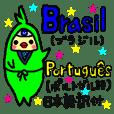 ピピ丸ブラジルへ行く。