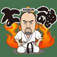 Shikon-Murakamijyuku Sticker