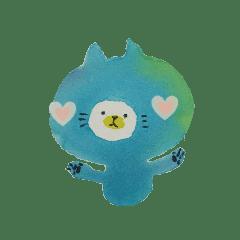 地球色の子猫