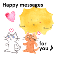 U-san Stickers