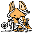 小狐狸奧倫-換來換去變裝派對