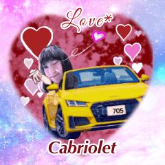 LOVE CABRIOLET