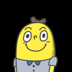 香蕉哥可愛版來襲