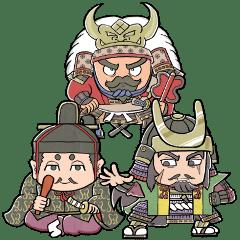 カードゲーム「戦国みにまる-甲相駿編-」