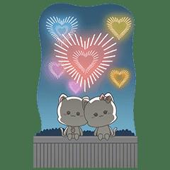 [BIG Stickers] Njun & Njel