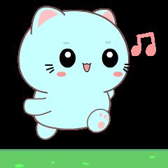 Sora the kitten : Animated