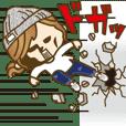 【日常&ツッコミ♥♥】ゆるカジ女子