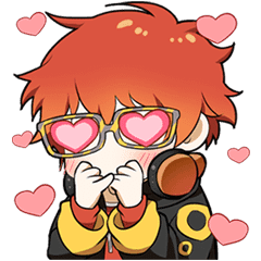 Mystic Messenger Line Stickers Line Store