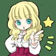 Seiyuu Jenya's Stickers