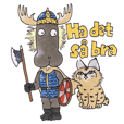 Learn Swedish with Viking & Lillan