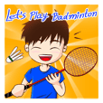 Let's play Badminton (ENG)