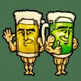 Beer Baron&Green Beer Baron