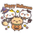 Kansaiben Naynko Fall&Halloween
