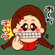 ☆動く☆みつあみちゃんの手話 ver.2