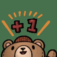 熊熊的可愛日常