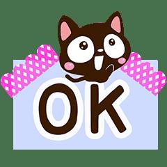小さい黒猫【メモ帳】