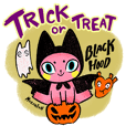 trick or treat blackhood