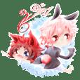 39 Cat&Rabbit