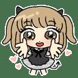UraraYumeno Sticker