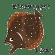 フランス語でスタンプ! 海の巻