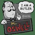 Mr.OSWELL (BUTLER)