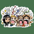 ONE PIECE DBFスタンプ【コイン2】