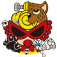 HYSTERIC MINI ヒスミニ Monster series