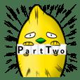 白球兔家族-酸言酸語的檸檬雞(網路用語2)
