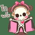 """""""Moo Dang""""Halloween"""