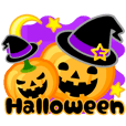Animated Halloween Sticker