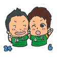FCGIFU official Sticker 2016