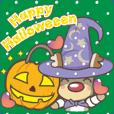 Elk Halloween Costume Festival Party