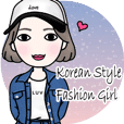 Korean Style Fashion Girl (English ver.)