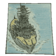 military sticker kantai 2