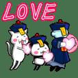 Jiangshi animation