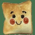 トーストさん