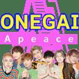 Apeace「ONEGAI」