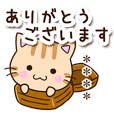 おちゃめなトラネコ【カスタム】