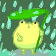 哈咩蛙是個大叔
