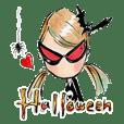 Anlygirls x Halloween little witch