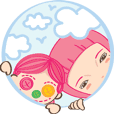 a.jin animated stickers