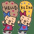 Many set keiko
