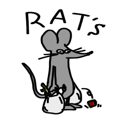 日々のネズミ
