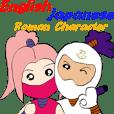 "White ninja ""ninnosuke""3 Animated"