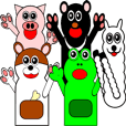 Moving animal messenger