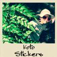 Koto English Stickers vol,2