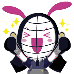 Image result for kendo rabbit