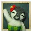 FUNNYBEGO & FRIENDS for stuffed penguin